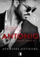 Okładka - Antonio