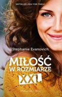 Okładka książki - Miłość w rozmiarze XXL