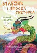Okładka ksiązki - Staszek i smocza przygoda