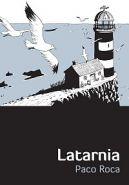 Okładka ksiązki - Latarnia