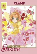 Okładka - CARD CAPTOR SAKURA: TOM 5
