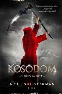 Okładka ksiązki - Żniwa śmierci (II). Kosodom