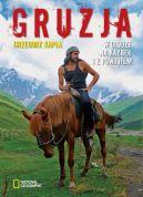 Okładka ksiązki - Gruzja. W drodze na Kazbek i z powrotem
