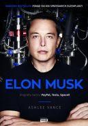 Okładka książki - Elon Musk. Biografia twórcy PayPal, Tesla, SpaceX