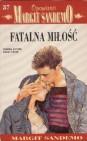 Okładka ksiązki - Fatalna miłość