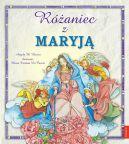 Okładka książki - Różaniec z Maryją