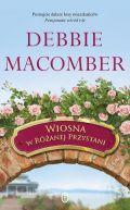 Okładka książki - Wiosna w różanej przystani