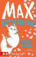 Okładka ksiązki - Max. Kot detektyw. Portret widmo. Tom 2
