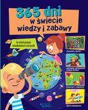 Okładka książki - 365 dni w świecie wiedzy i zabawy
