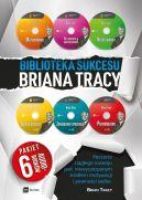 Okładka - Biblioteka sukcesu Briana Tracy Pakiet 6 Audio CD