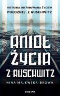 Okładka książki - Anioł życia z Auschwitz