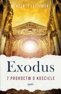 Okładka ksiązki - Exodus. 7 proroctw o Kościele
