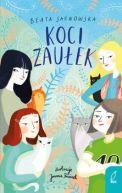 Okładka książki - Koci Zaułek