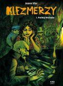 Okładka książki - Klezmerzy 1. Podbój Wschodu