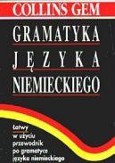 Okładka - Gramatyka języka niemieckiego