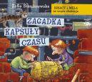 Okładka książki - Ignacy i Mela na tropie złodzieja. Zagadka kapsuły czasu