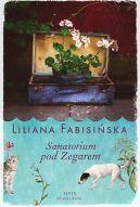 Okładka książki - Sanatorium pod Zegarem