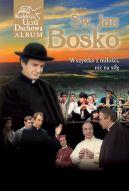 Okładka ksiązki - Św. Jan Bosko