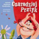 Okładka ksiązki -  Czarodziej Prztyk
