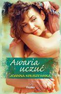 Okładka książki - Awaria uczuć