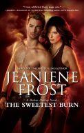 Okładka ksiązki - The Sweetest Burn