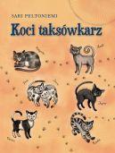 Okładka książki - Koci taksówkarz