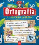 Okładka ksiązki - Ortografia z wesołymi piratami. Klasa 1