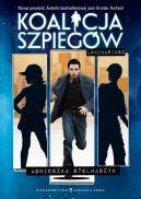 Okładka książki - Koalicja szpiegów. Luminariusz