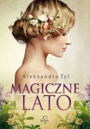 Okładka ksiązki - Magiczne lato