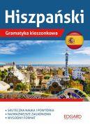 Okładka - Hiszpański. Gramatyka kieszonkowa