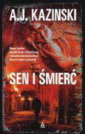 Okładka książki - Sen i śmierć