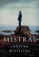 Okładka książki - Mistral