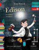 Okładka ksiązki - Edison: O wielkim wynalazcy