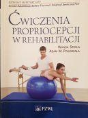 Okładka książki - Ćwiczenia propriocepcji w rehabilitacji