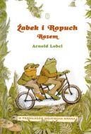 Okładka ksiązki - Żabek i Ropuch. Razem