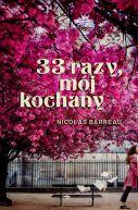 Okładka książki - 33 razy, mój kochany