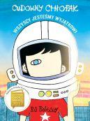 Okładka ksiązki - Cudowny chłopak. Wszyscy jesteśmy wyjątkowi