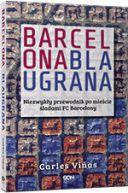 Okładka książki - Barcelona Blaugrana