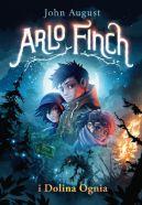 Okładka książki - Arlo Finch i Dolina Ognia