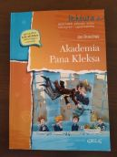 Okładka książki - Akademia Pana Kleksa.