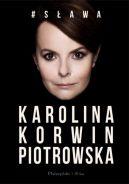Okładka ksiązki - #Sława