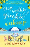 Okładka - Moje wielkie greckie wakacje