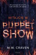 Okładka książki - Witajcie w Puppet Show