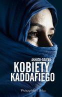 Okładka książki - Kobiety Kaddafiego
