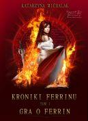 Okładka książki - Gra o Ferrin