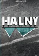 Okładka książki - Halny