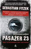 Okładka książki - Pasażer 23