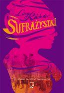 Okładka książki - Sufrażystki