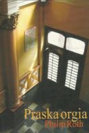 Okładka książki - Praska orgia