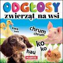 Okładka ksiązki - Odgłosy zwierząt na wsi